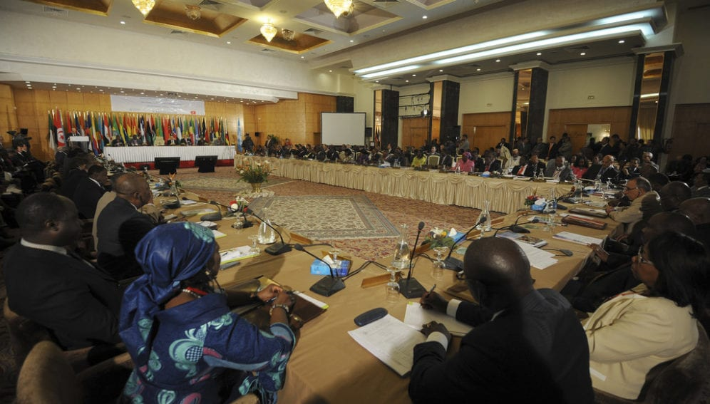 FAO Regional Conference for Africa