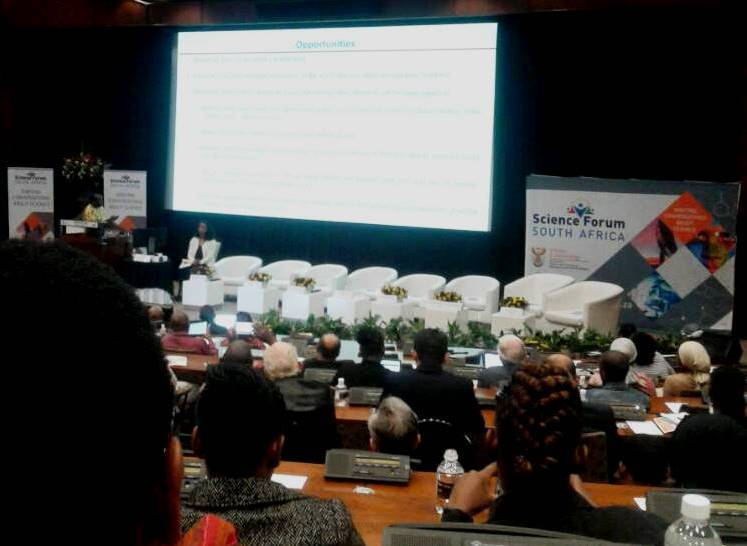 South Africa Science Forum